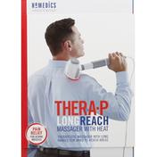 Homedics Massager with Heat, Long Reach