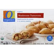 O Organics Mushroom Turnovers, Organic