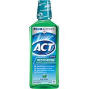 ACT Mouthwash, Anticavity Fluoride, Mint Burst