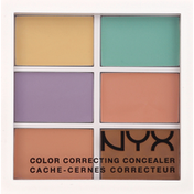 NYX Professional Makeup Concealer, Color Correcting 3CP04