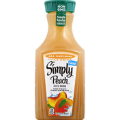 Simply Juice Drink, Peach