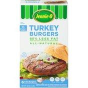 Jennie-O 1/3 lb. Turkey Burgers