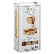 Rustic Bakery Flatbread, Sourdough, Organic, Multi-Grain
