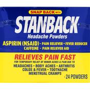 Stanback Headache Powders