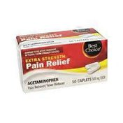 Best Choice Extra Strength Pain Relief Caplets