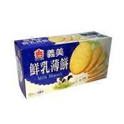 I Mei Milk Biscuit Family Pack