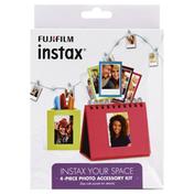 Instax Photo Accessory Kit, 4-Piece