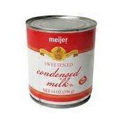 Meijer Sweetened Condensed Milk