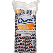 Chinet Cups & Lids, 12 Ounce