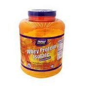 Now Sports Whey Protein Isolate 25 G Protein Powder, Unflavored