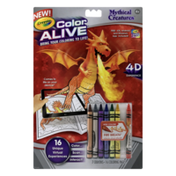 Crayola Color Alive Bring Your Coloring To Life!
