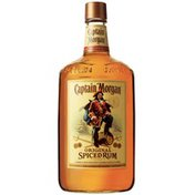 Captain Morgan Original Spiced Rum & Cannonballs