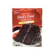 Baker's Corner Devil's Food Cake Mix