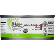 Nature's Promise White Chicken Meat, in Water