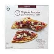Sophia's Favorite Gourmet Flatbread Pizza