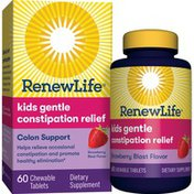 Renew Life Gentle Move Kids Colon Support