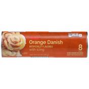 Hy-Vee Orange Danish With Icing