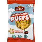 Gefen Puffs, Cashew Butter