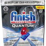 Finish Detergent, Quantum