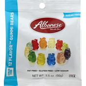 Albanese World's Best Gummi Bears, 12 Flavor