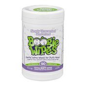 Boogie Wipes Gentle Saline Wipes For Stuffy Noses - 90 CT