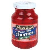 Best Choice Maraschino Cherries With Stems