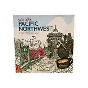 Lucie Duclos Design The Pacific Northwest Coloring Book