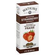 J.R. Watkins Strawberry Extract, Imitation