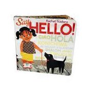 Nancy Paulsen Books Say Hello! Board Book