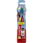 Colgate Toothbrushes, Extra Soft, Ryan's World, 5+ Years, Value Pack