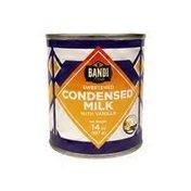Bandi Foods Vanilla Condensed Milk