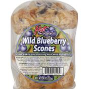 Hot Cakes Bakery Scones, Wild Blueberry