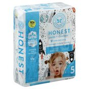 The Honest Company Diapers, Size 5 (27+ Pounds), Space Travel