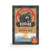 Kodiak Blueberry Lemon Protein Muffin Mix