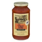 Little Italy in the Bronx Pasta Sauce Tomato Basil