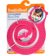 BooginHead Cup, Bottle & Toy Tether, Silicone