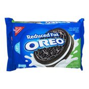 Oreo Nabisco Reduced Fat Oreo Chocolate Sandwich Cookies