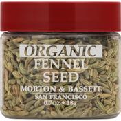 Morton & Bassett Spices Fennel Seed, Organic
