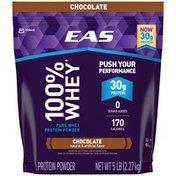 EAS 100% Whey Chocolate Protein Powder