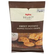 Hy-Vee Sweet Potato Popped Potato Crisps
