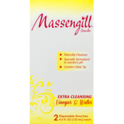 Massengill Extra Cleansing Disposable Douches Vinegar & Water