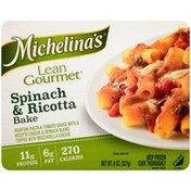 Michelina's Spinach & Ricotta Bake