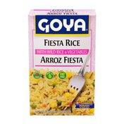 Goya Fiesta Rice, with Wild Rice & Vegetables