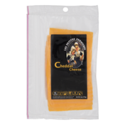 Les Petites Fermieres Cheese Slices Cheddar