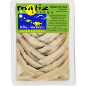 Matiz Boquerones, White Anchovies, in Vinegar & Oil