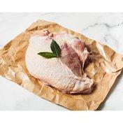 O Organics Fresh Bone-In Turkey Breast
