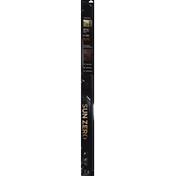Sun Zero Wrap Rod, Black, 5/8 Inch