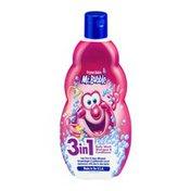 Mr. Bubble 3 in1 Body Wash, Shampoo & Conditioner