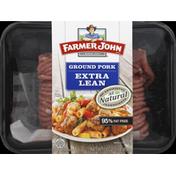 Farmer John Ground Pork, Extra Lean