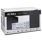 Victrola Empire Bluetooth Cd Stereo System